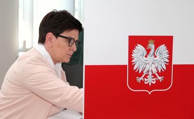 Szydło: Czas Tuska w polskiej polityce się skończył