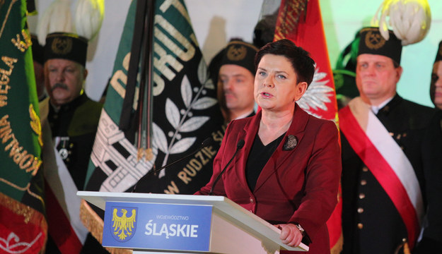 Szydło: Nie będzie silnej polskiej gospodarki bez silnego górnictwa