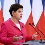 Szydło: Plan Morawieckiego ma zielone światło