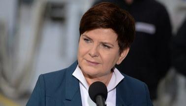 Szydło: Polska gospodarka rozwija się dynamicznie