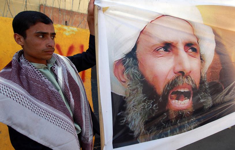 Szyici oburzeni na Arabię Saudyjską za egzekucję szejka al-Nimra /AFP
