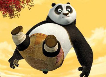 """Szykucje się na kolejną część """"Kung Fu Pandy"""" /materiały dystrybutora"""