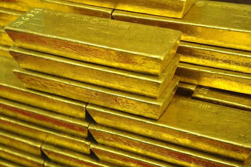 Szykują się spektakularne transporty złota? /AFP