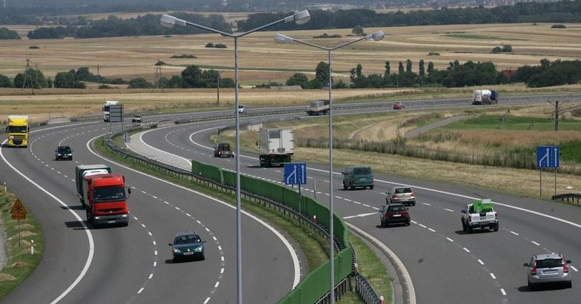 Szykuje się rewolucja na polskich autostradach? /Stefan Maszewski /Reporter