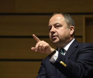 Szymański: Gigantyczne pieniądze z Unii? Decyzje możliwe w czerwcu
