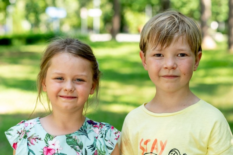 Szymek i Maja /AIM