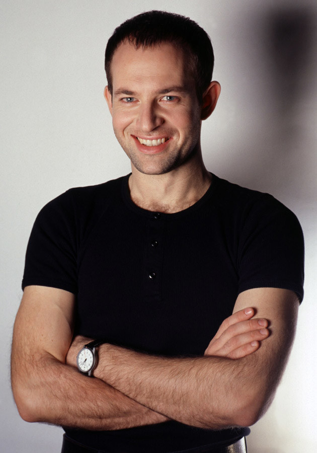 Szymon Bobrowski na początku swojej kariery - 2001 r. /Michał Gmitruk /Agencja FORUM