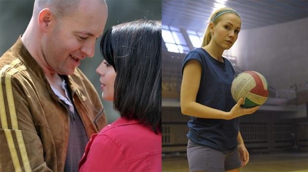 Szymon Bobrowski wcieli się w postać Przemysława Salety, Olga Bołądź zagra Agatę Mróz /TVN