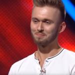 """Szymon Grzybacz robi furorę w ukraińskim """"X Factor"""" [ZOBACZ WIDEO]"""
