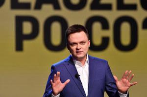 Szymon Hołownia: Chcę kandydować w wyborach prezydenckich w 2020