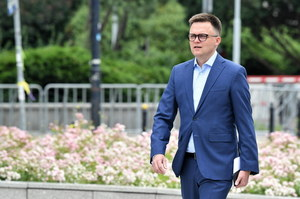 Szymon Hołownia: Jeżeli Donald Tusk będzie chciał porozmawiać, to może do mnie zadzwonić