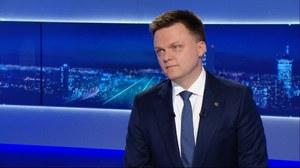 """Szymon Hołownia """"na łowach"""". """"Chcemy być w Sejmie jeszcze przed wyborami"""""""