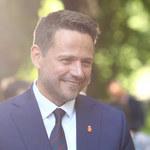 Szymon Hołownia nie skorzystał z zaproszenia Rafała Trzaskowskiego