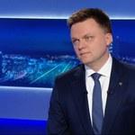 Szymon Hołownia: Teraz mamy jednego przeciwnika