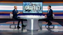"""Szymon Hołownia w """"Graffiti"""": Pokażę gościa specjalnego"""
