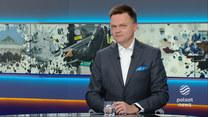 """Szymon Hołownia w """"Graffiti"""": Suski bredzi"""