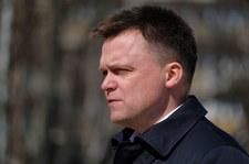 Szymon Hołownia: Wybór prezydenta 10 maja będzie nielegalny