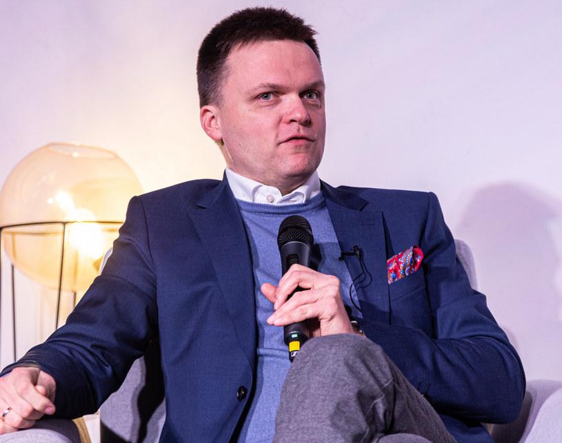 Szymon Hołownia /Krzysztof Kaniewski /Reporter