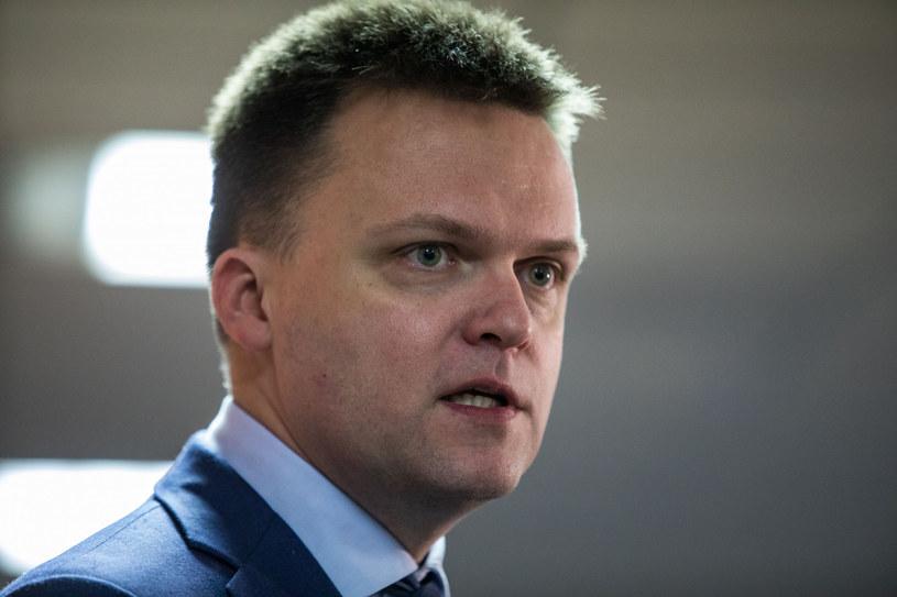 Szymon Hołownia /Jan Graczynski/East News /