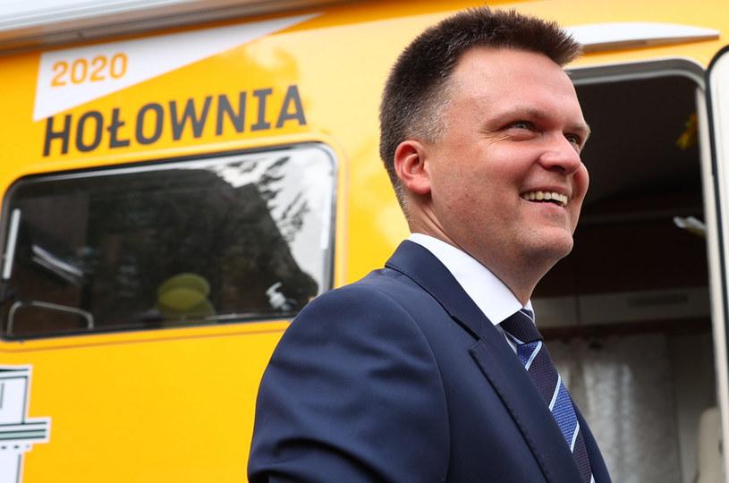 Szymon Hołownia /Rafał Gaglewski /Reporter