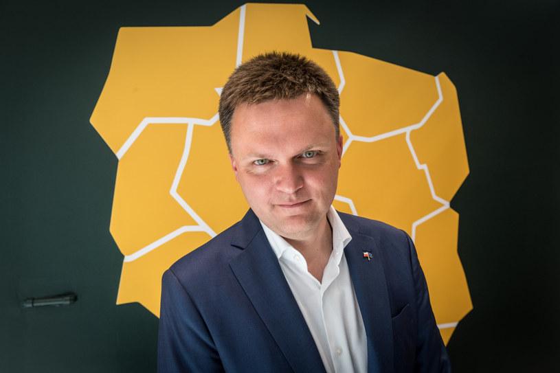 Szymon Hołownia /Jacek Domiński /Reporter
