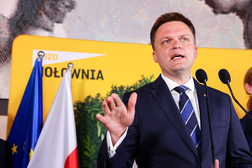 Szymon Hołownia /Rafal Gaglewski /Reporter