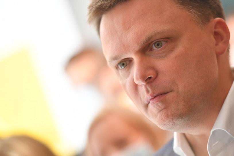 Szymon Hołownia /Mateusz Jagielski /East News