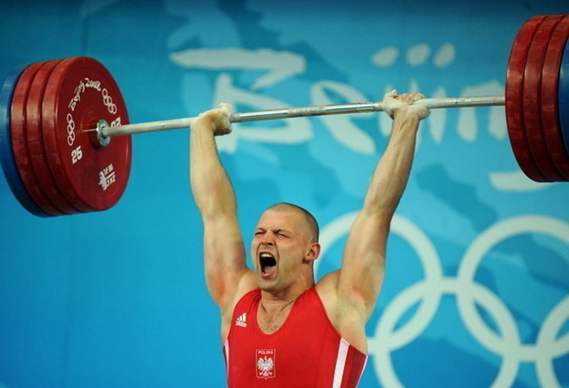 Szymon Kołecki tu jeszcze jako czynny zawodnik /AFP
