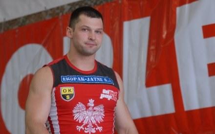 Szymon Kołecki /Agencja Przegląd Sportowy