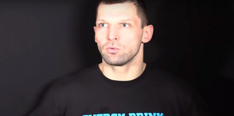 Szymon Kołecki. /