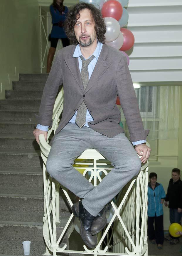 Szymon Majewski, fot. Jarosław Antoniak  /MWMedia