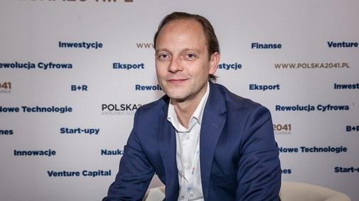 Szymon Midera, CEO Shumee
