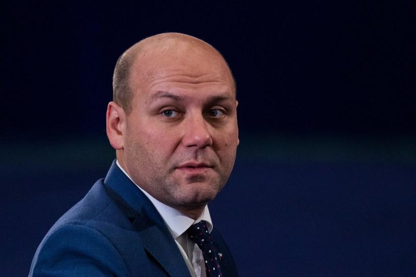 Szymon Szynkowski vel Sęk /Adam Jastrzębowski /East News