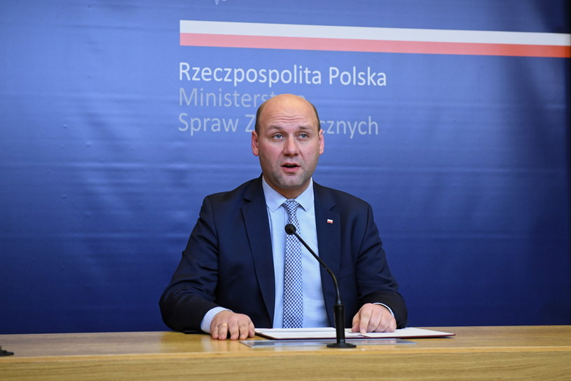 Szymon Szynkowski vel Sęk / Radek Pietruszka   /PAP