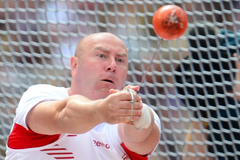 Szymon Ziółkowski - kolejny znany sportowiec został posłem /AFP