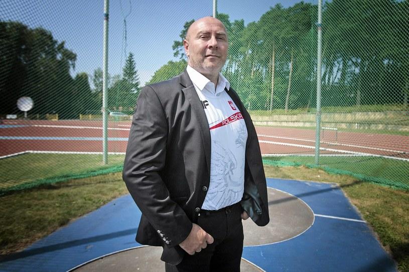 Szymon Ziółkowski nie zna litości dla dopingowiczów /Fot. Piotr Skórnicki /