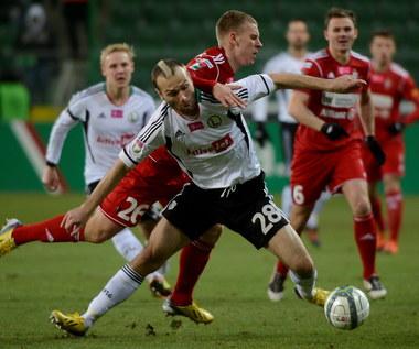 T-Mobile Ekstraklasa: Legia Warszawa - Górnik Zabrze 3-0
