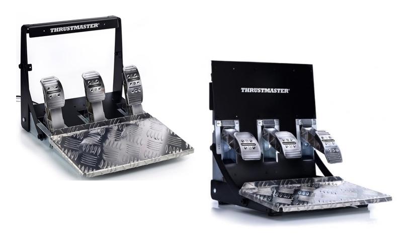 T3PA Pro - pedały w pełni konfigurowalne /materiały prasowe