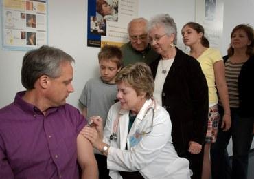 Ta grupa pacjentów zaszczepi się wcześniej. Jest decyzja rządu
