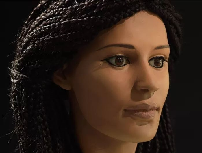Ta kobieta żyła 2300 lat temu /fot. Jennifer Mann /materiały prasowe