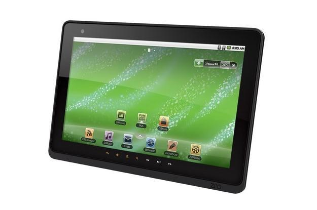 "Tablet Creative ZiiO 7"" /materiały prasowe"