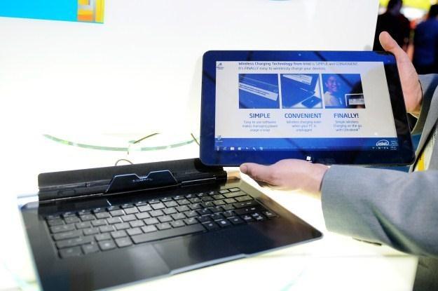 Tablet czy ultrabook? Windows 8 połączy obie grupy? /AFP