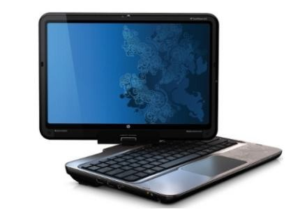 Tablet HP TouchSmart tm2 /materiały prasowe