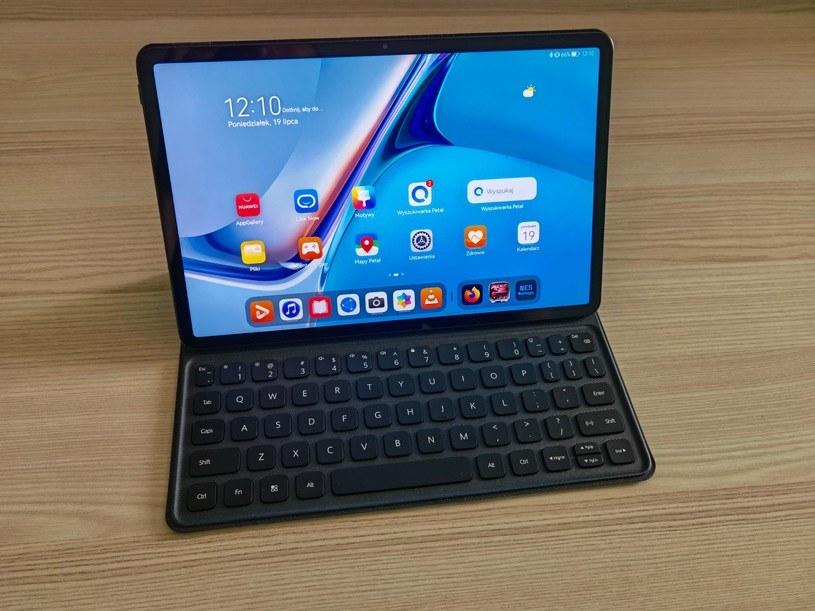 Tablet Huawei MatePad 11 i HarmonyOS 2 - bardzo udany duet /materiały promocyjne