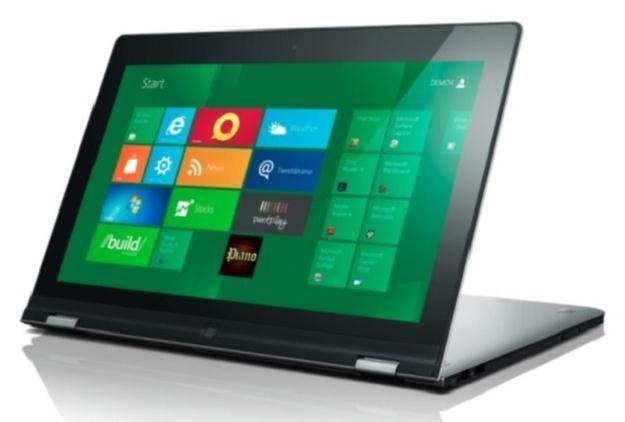 Tablet i laptop w jednym za ogromne pieniądze - oto Lenovo IdeaPad Yoga /materiały prasowe