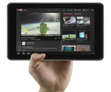 Tablet Optimus Pad od LG - pierwszy z aparatem 3D