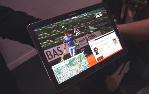 Tablet Samsunga z ekranem 4K Fot. techradar.com /Komórkomania.pl