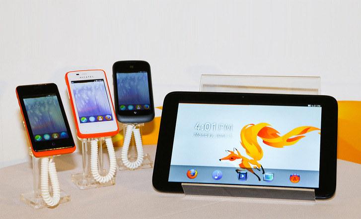 Tablet z systemem Firefox OS /instalki.pl