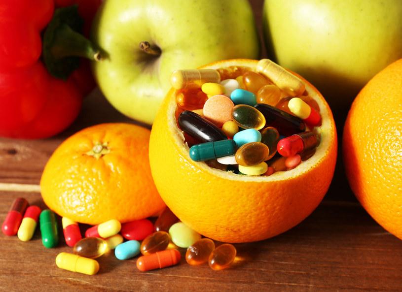 Tabletki nie zastąpią diety /123RF/PICSEL