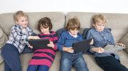 Tablety i smartfony szkodliwe dla dzieci